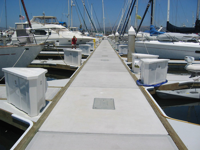 Concrete-Floating-Piers-Full-Service-Marina-MD-2