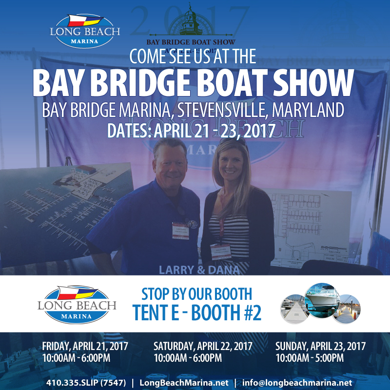 Long Beach Marina Baltimore---Bay-Bridge-Boat-Show
